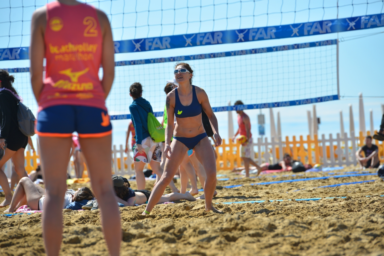 reti beach volley FAR