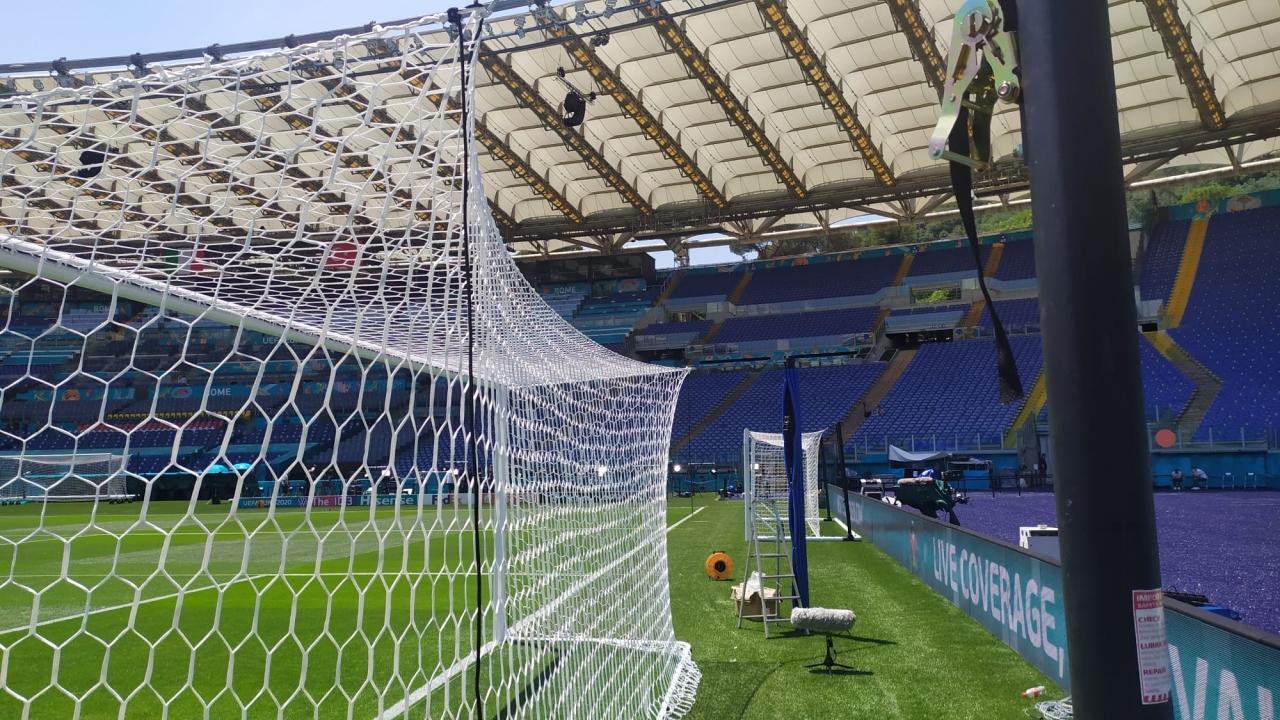 reti calcio FAR per Euro 2020