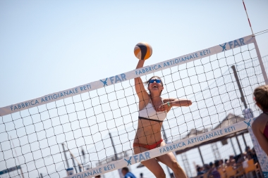 Reti beach volley, beach tennis e beach soccer
