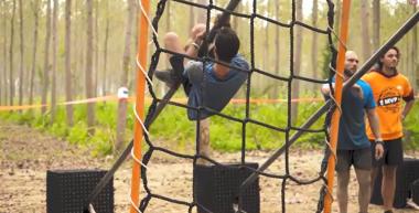 Netze für Hindernisläufe OCR (Obstacle Course Racing)