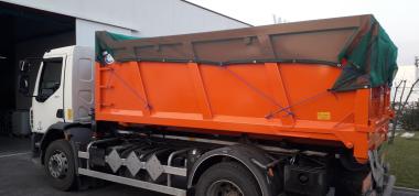 Filets et couverture pour la couverture des camions