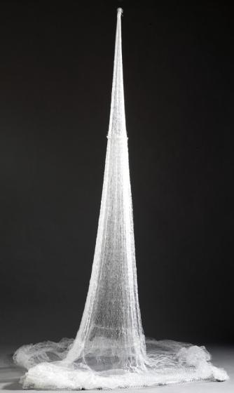 Rezzaglio (rete sparviero) realizzato in rete di nylon
