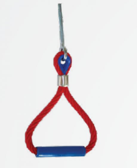 Triangle handle by Erkules rope
