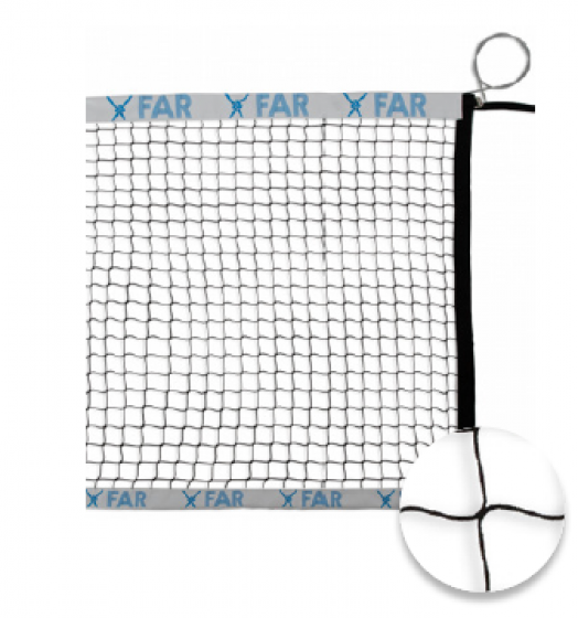 "VOLLEYBALL NET ""COMPETITION"" PRINTED"