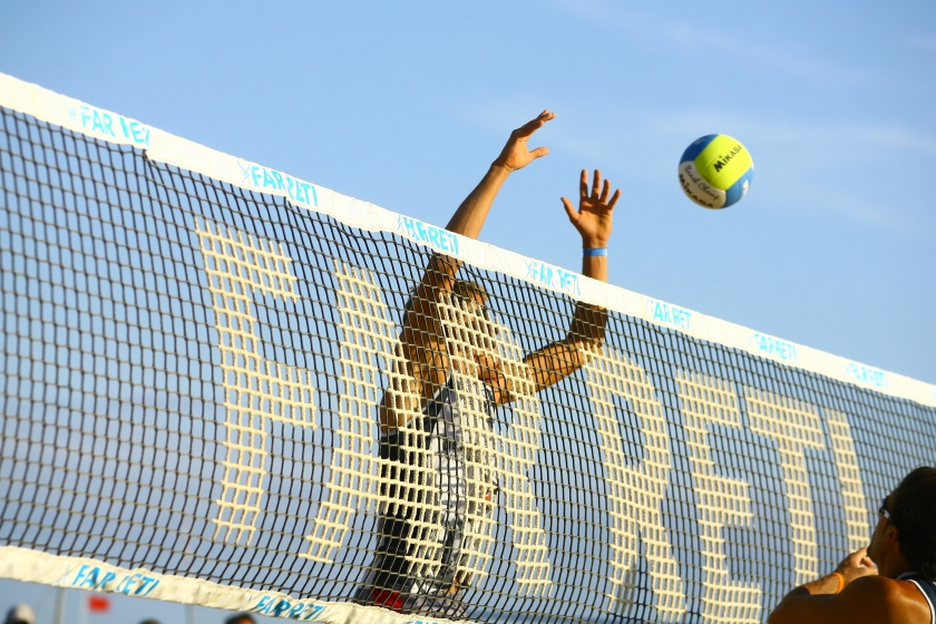 Reti da beach volley, beach tennis e beach soccer