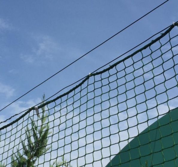 Fencing nets equipments