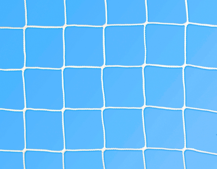 "Football net ""Ridotta"" 5X2 M Ø 3 MM mesh 130 MM"