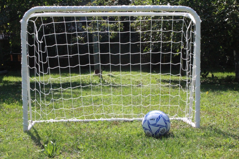 Training football goals