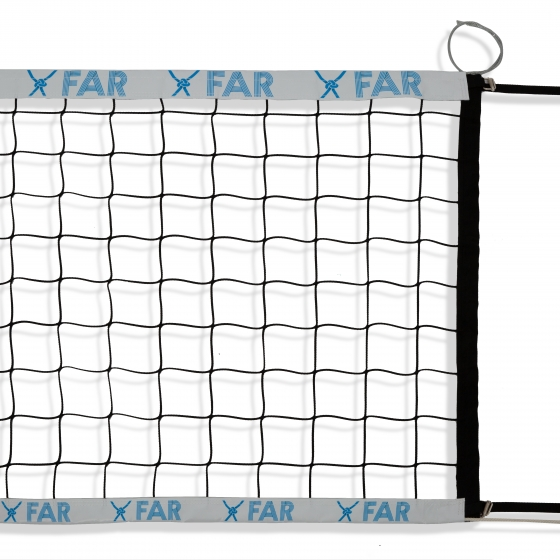 "VOLLEYBALL NET ""MONDIAL EXTRA"" PRINTED"