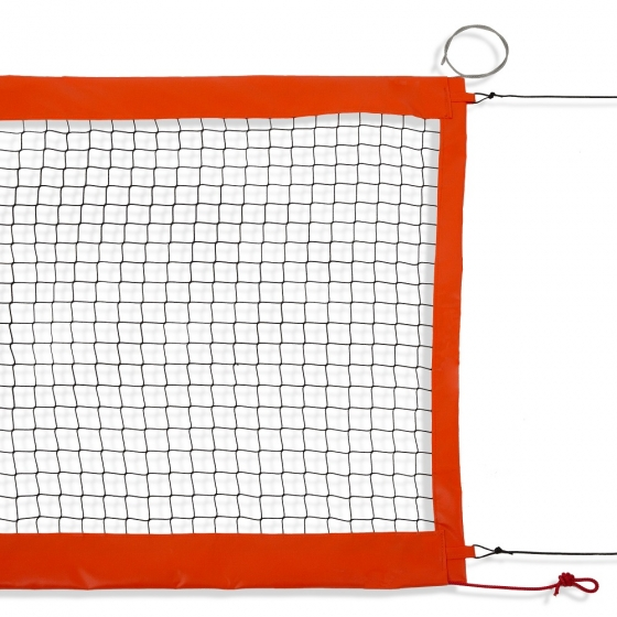 "BEACH TENNIS NET ""EXTRA"" WITH PVC BANDS 100 MM"