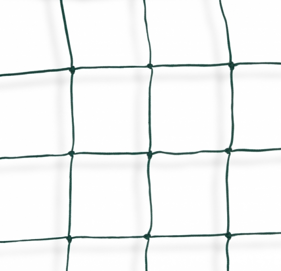Ball stop fencing net