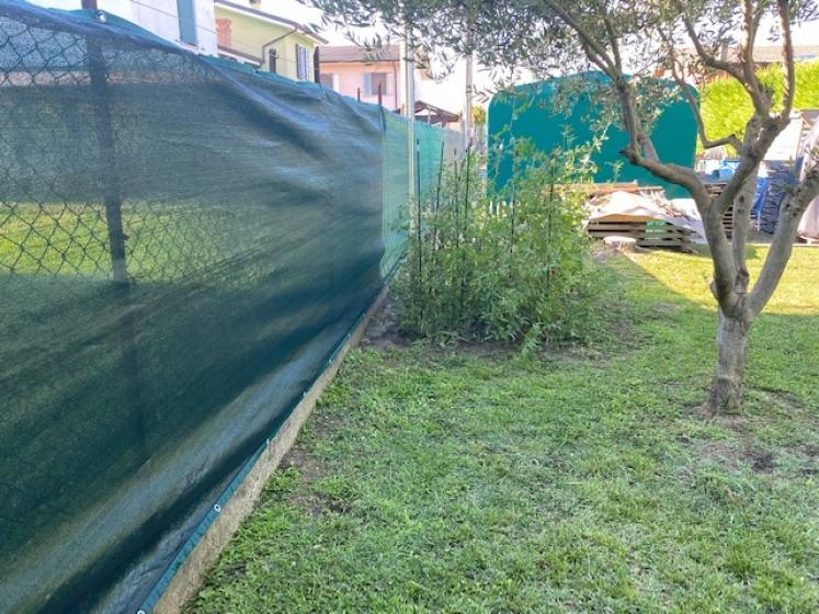 Teli ombreggianti per giardini
