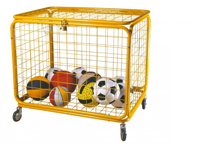 Box for balls