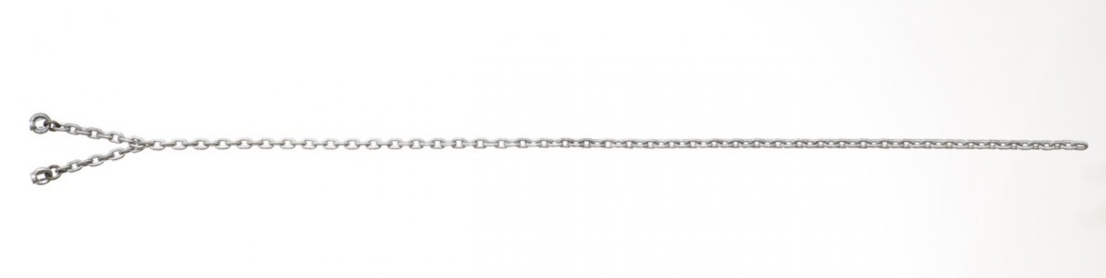 Chain for flat swing seats