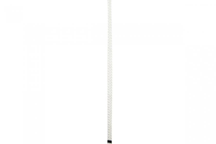 White nylon braid