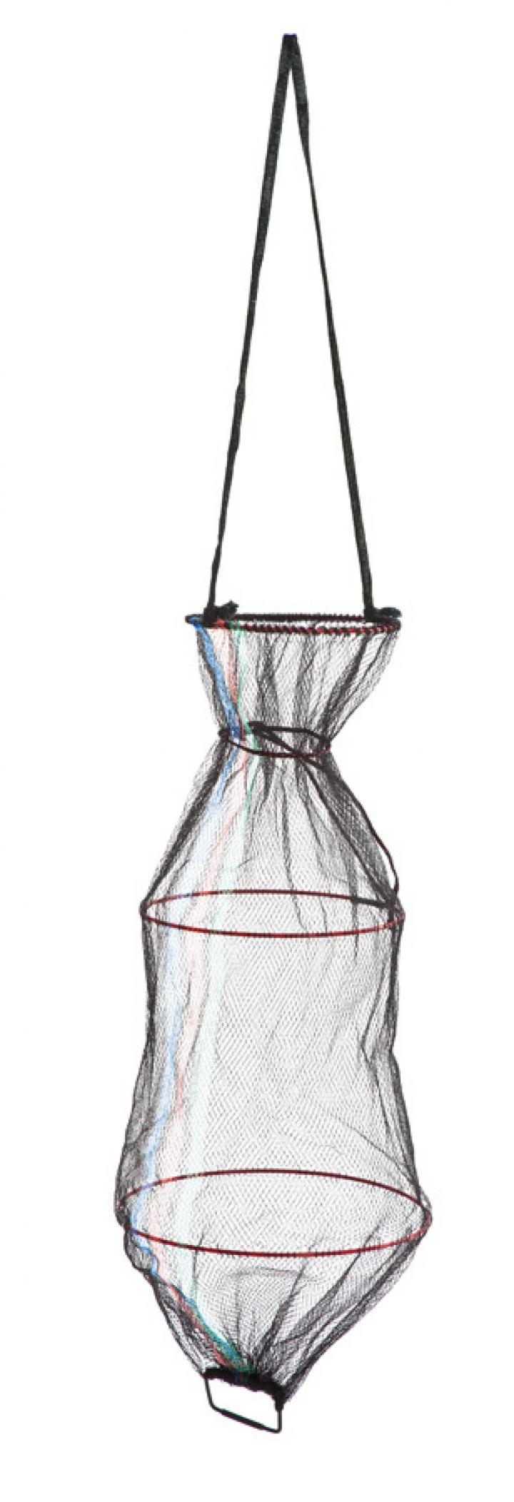 Three-circle fish bag