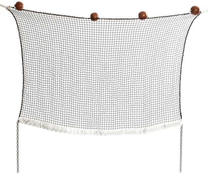 Divider netting for sports lakes, mesh 20mm
