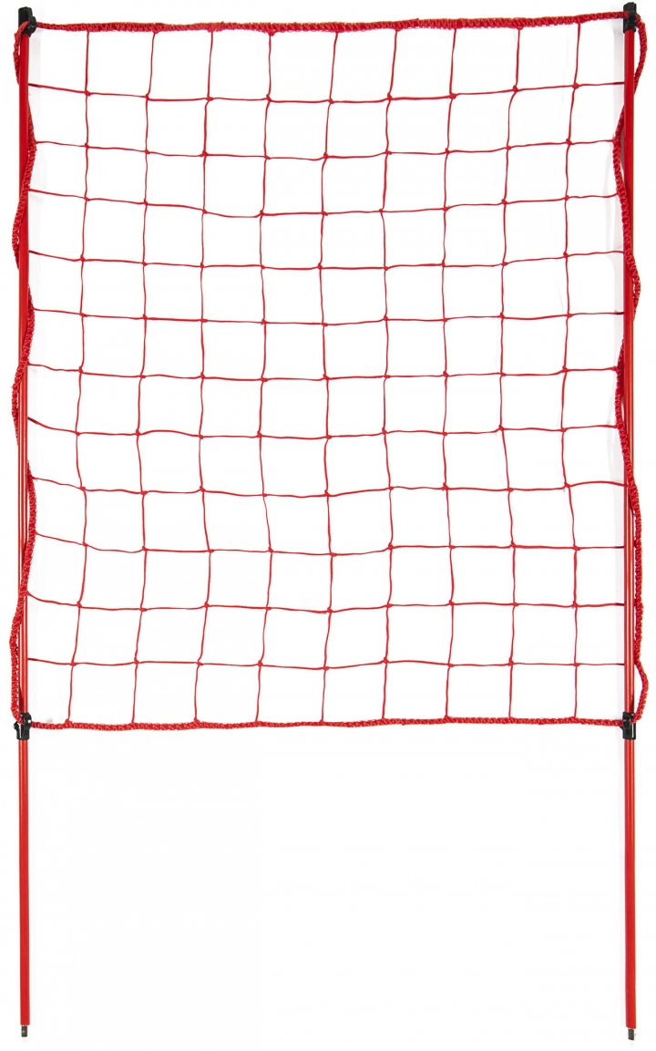 DELIMITATION NET 100 MM WITH POLE