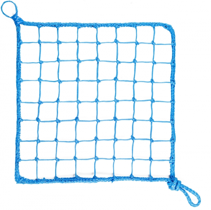 "33190087B ""A"" Type safety net mm 50 diam mm 5 blue"