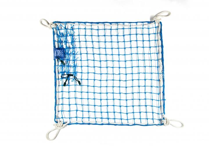 Fall safety netting class B2
