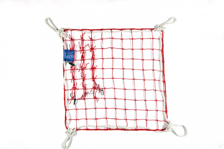 FALL SAFETY NET FOR CHAIRLIFTS 100 mm