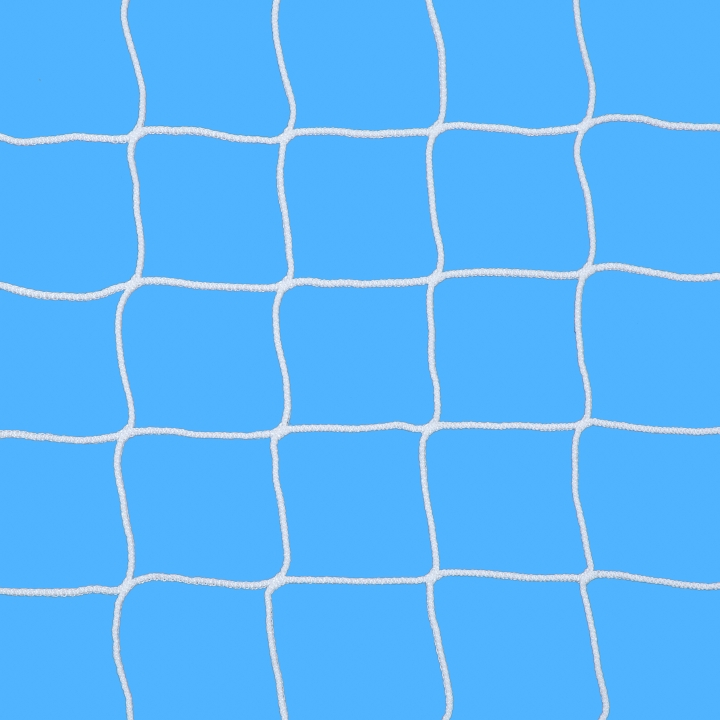 Nets for reduced-size soccer goals 6,30 × 2,30m, Ø 5,8mm, mesh 120mm