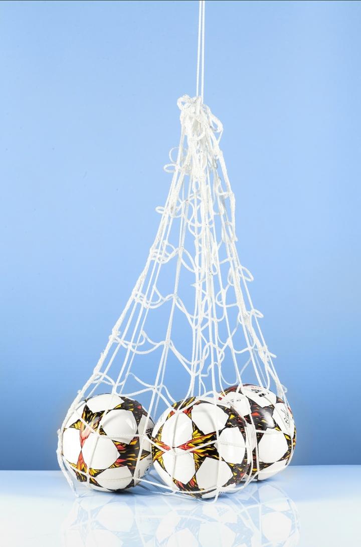 Net to bring balls 12/15 balls