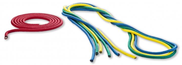 Rhythmic rope