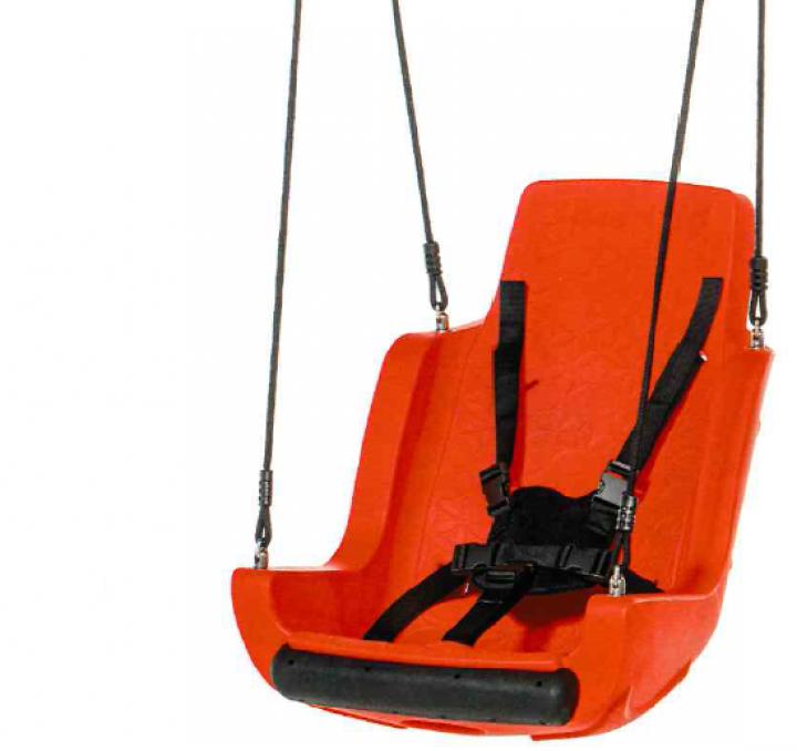 Inclusive swing seat