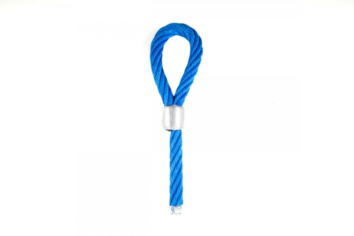 Fastening for Erkules rope with loop