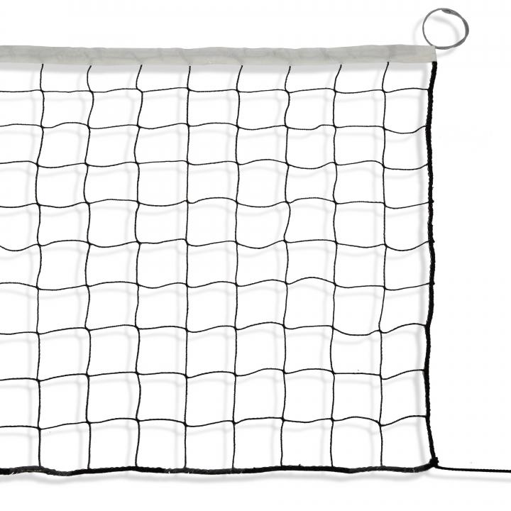 Volleyball net on demand