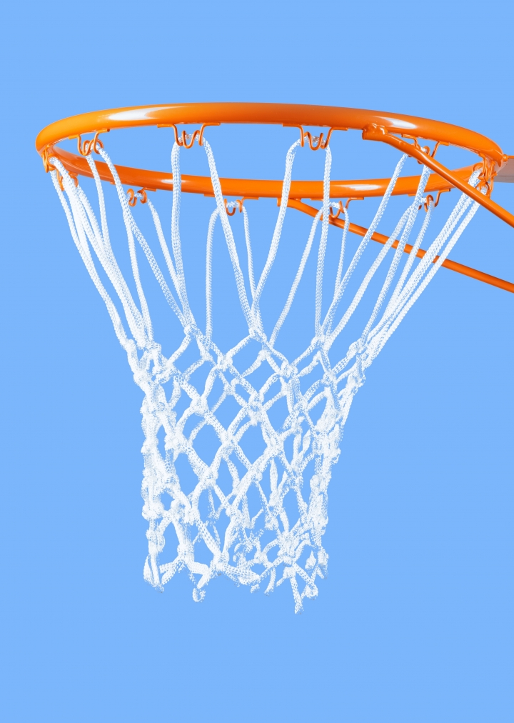 Nylon basket net Ø 6 mm