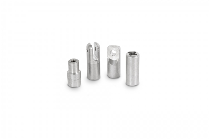 manicotti alluminio per lavorazioni speciali