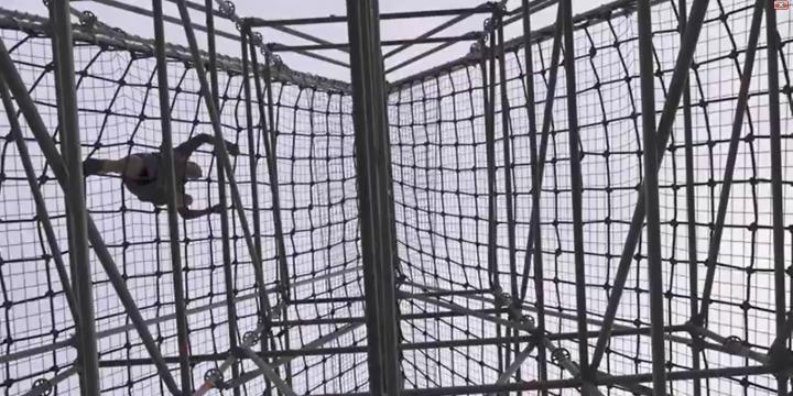 Climbing nets for OCR