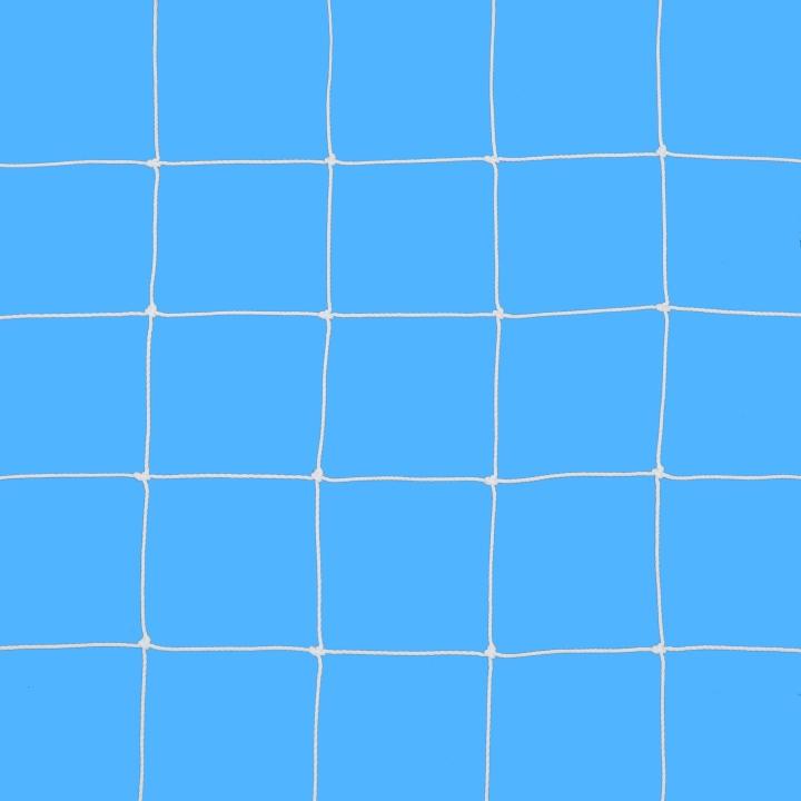 Rete calcio ridotta 5x2 m Ø 3 mm