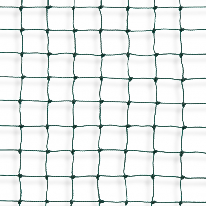 Fencing net for beach volleyball courts, Ø 2,0mm, mesh 43mm