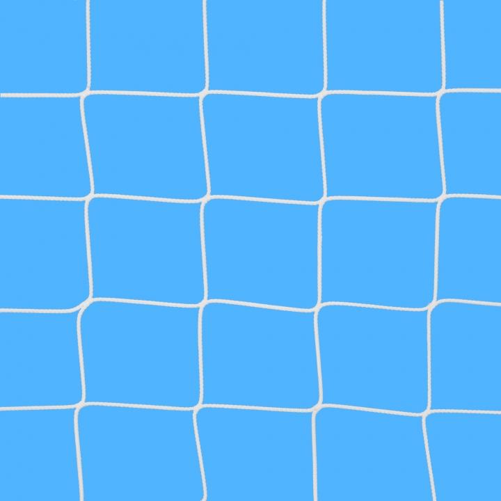 Rete per porte da calcio ridotte 6,30 x 2,30 m Ø 3 mm