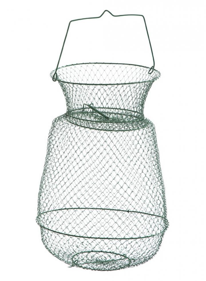 Metal fish basket