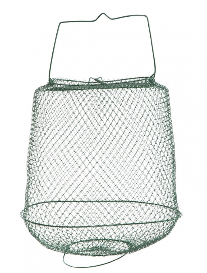 Oval basket without neck 0,40 × 0,28m