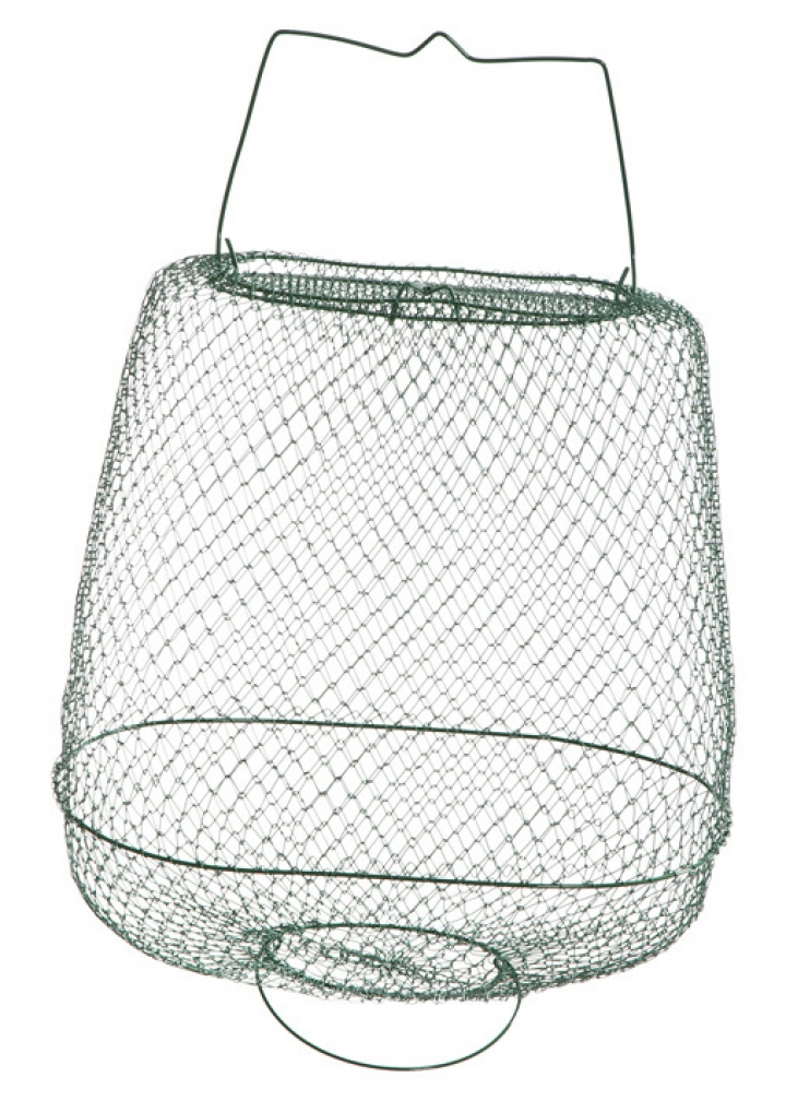 Oval basket without neck 0,35 × 0,27m