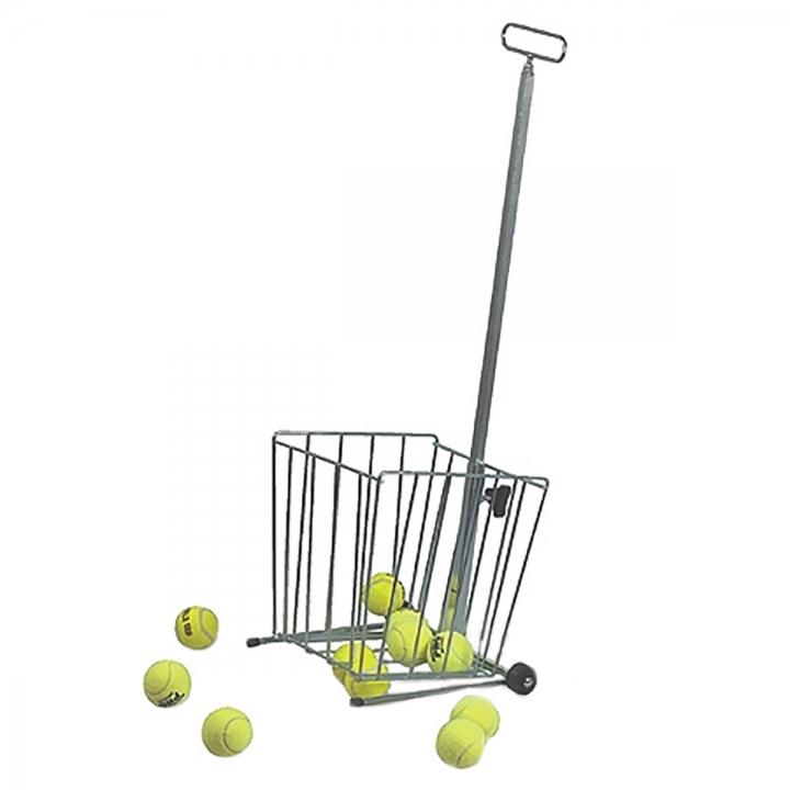 Cesto raccogli palline tennis