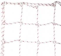 Rete da arrampicata in nylon annodata a mano