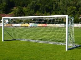Porte da calcio regolamentari in alluminio